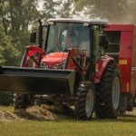 Massey Ferguson 4600M Series Utility Tractors Unveiled