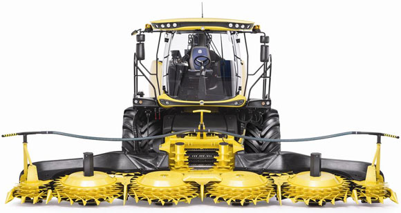 New Holland Forage Cruiser