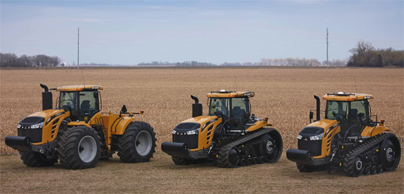 Comfort Covers For Tractors : Challenger tractor news