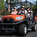 Kubota Introduces New Convertible RTX-X1140 to UTV Line