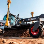 Bobcat Introduces 3D Grade Control System for Compact Loaders