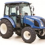 New Holland Releases Boomer Cab Tractors