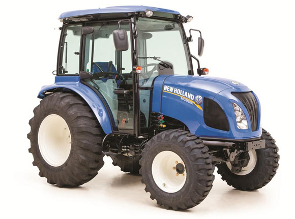 New Holland Boomer Cab