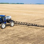 New Holland Unveils 2016 Guardian Rear Boom Sprayers