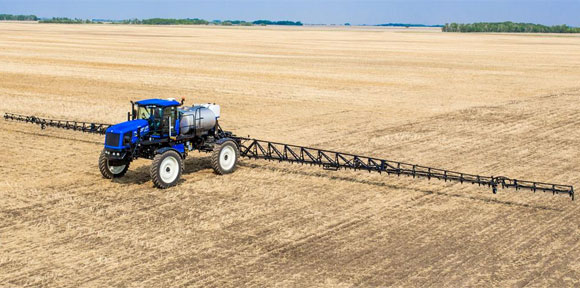 Boom Sprayers For Tractors : New holland unveils guardian sprayers tractor news