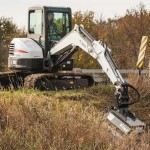 Bobcat Unveils New 40-inch FMR Flail Mower Attachment