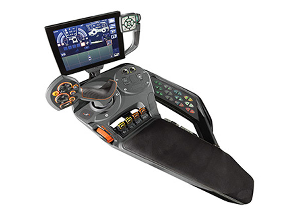 Gleaner S9 Combine Console