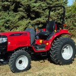 Mahindra Launches eMax S, 1526 and 2538 Tractors
