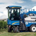 New Holland Introduces New Braud Grape Harvesters