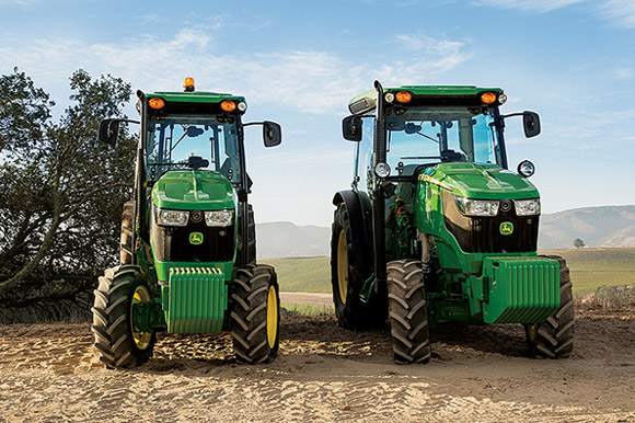John Deere 5G Series Pair
