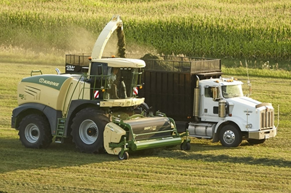 Krone Forage Harvester