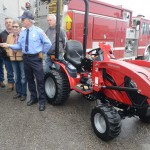 Mahindra Gives Away 17th Tractor of 2015