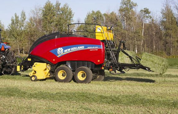 New Holland Agriculture Wins Six AE50 Awards
