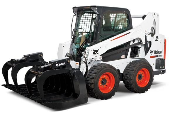 Bobcat Releases New S595 Skid-Steer Loader