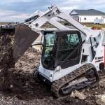 Bobcat Unveils 74-Horsepower T595 Track Loader