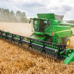 2017 John Deere T670 Combine Updated Preview