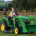 John Deere Introduces two new 2R Series Tractors