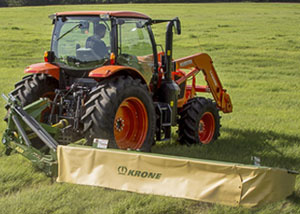 Krone AM R Disc Mower