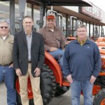 Kutoba Gives L-Series Tractor to U.S. Army Veteran