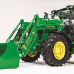 John Deere Unveils 5R Series Tractors and 540R Loader