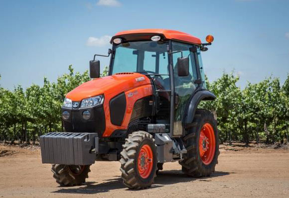 Kubota M Series Narrow