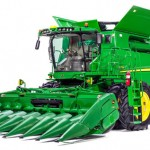 John Deere Introduces Smarter S700 Combines