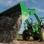 John Deere Updates 3-Cylinder 5E Series Tractors