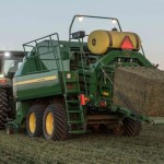 John Deere Unveils L331 and L341 Large Square Balers