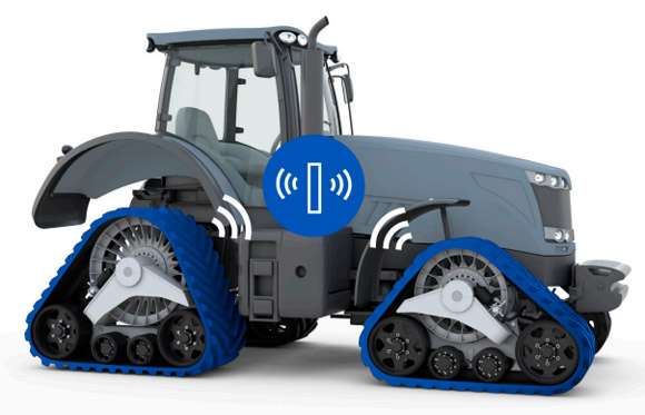 Camso Unveils New Smart Track Technology