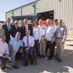 Kubota Donates Equipment for Hurricane Harvey Relief