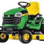2018 John Deere 100 Series Lawn Tractors