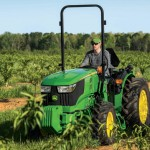 John Deere 5075GL Crop Tractor Preview