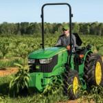 John Deere 5075GL Crop Tractor Preview