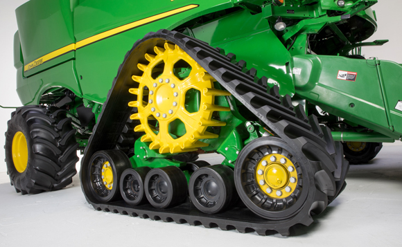 John Deere Suspension Track