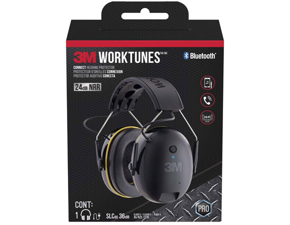 3M WorkTunes Connect Bluetooth Hearing Protection