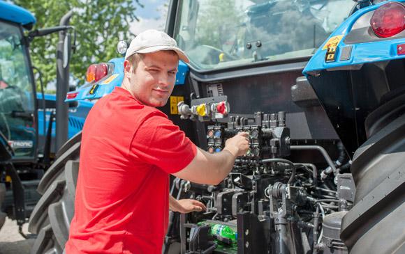 Amazon Prime Tractor