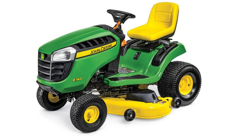 John Deere E140 Feature