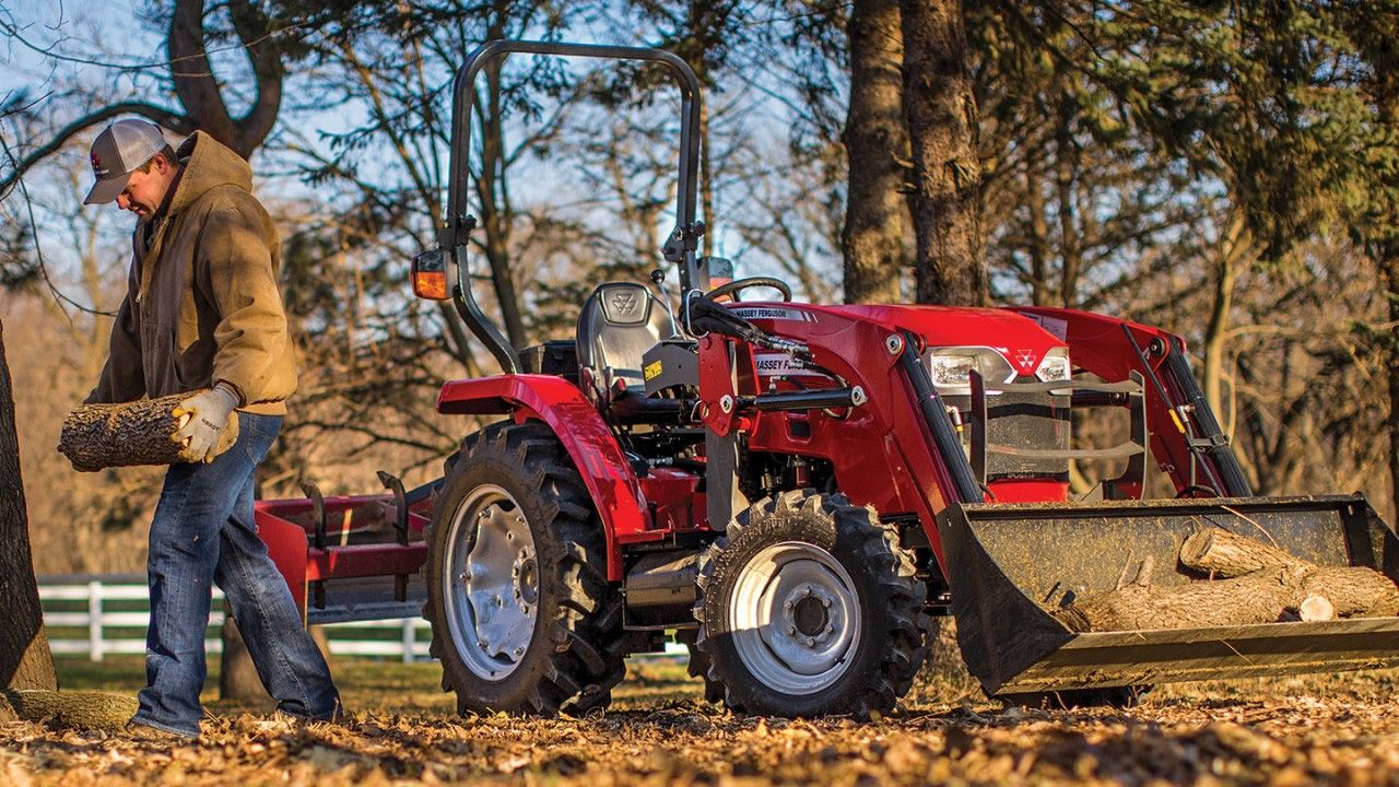 Best Compact Tractor Feature