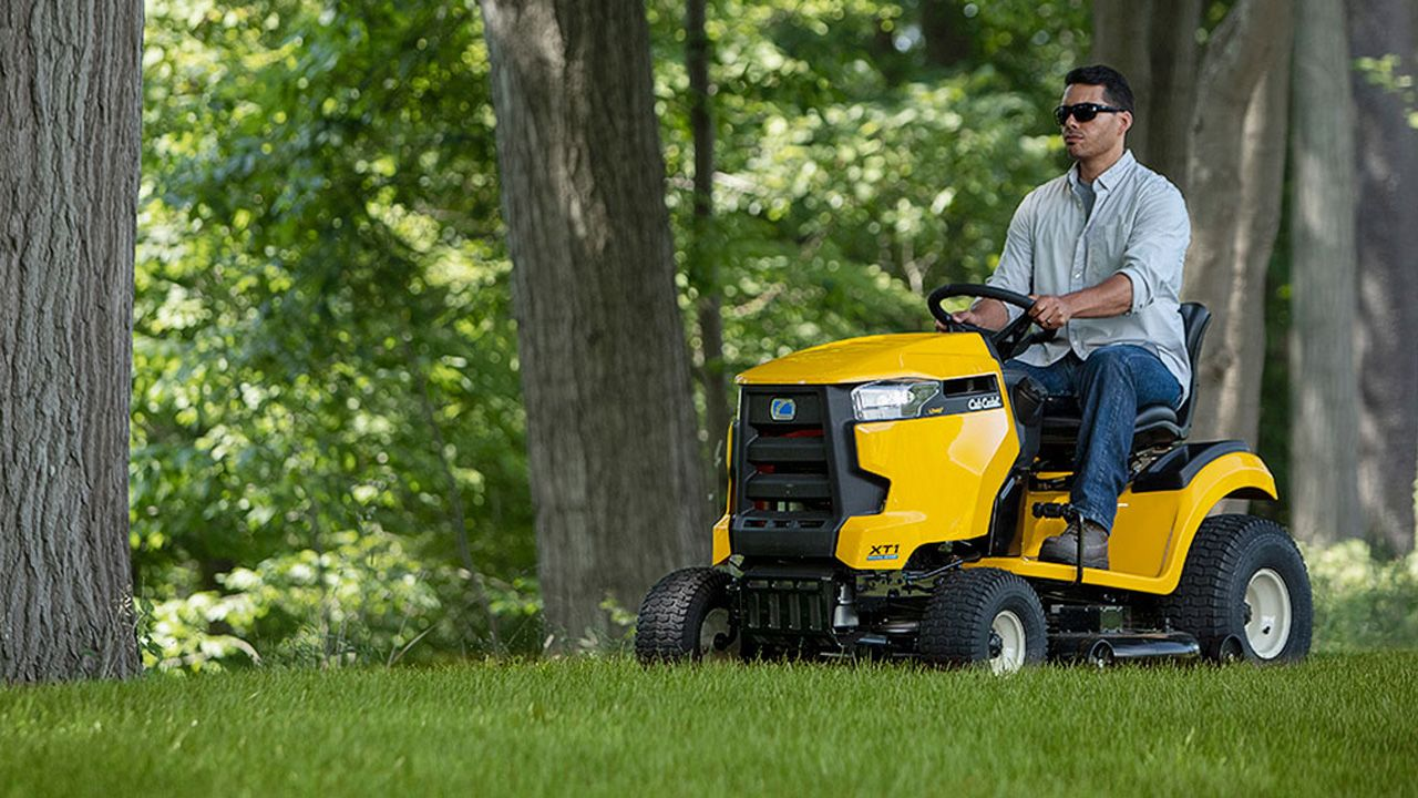 Cub Cadet XT1 Feature