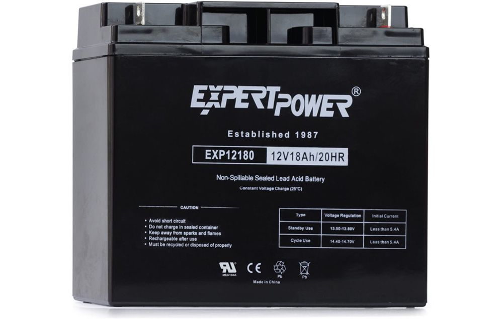 ExpertPower Lawn Tractor Battery