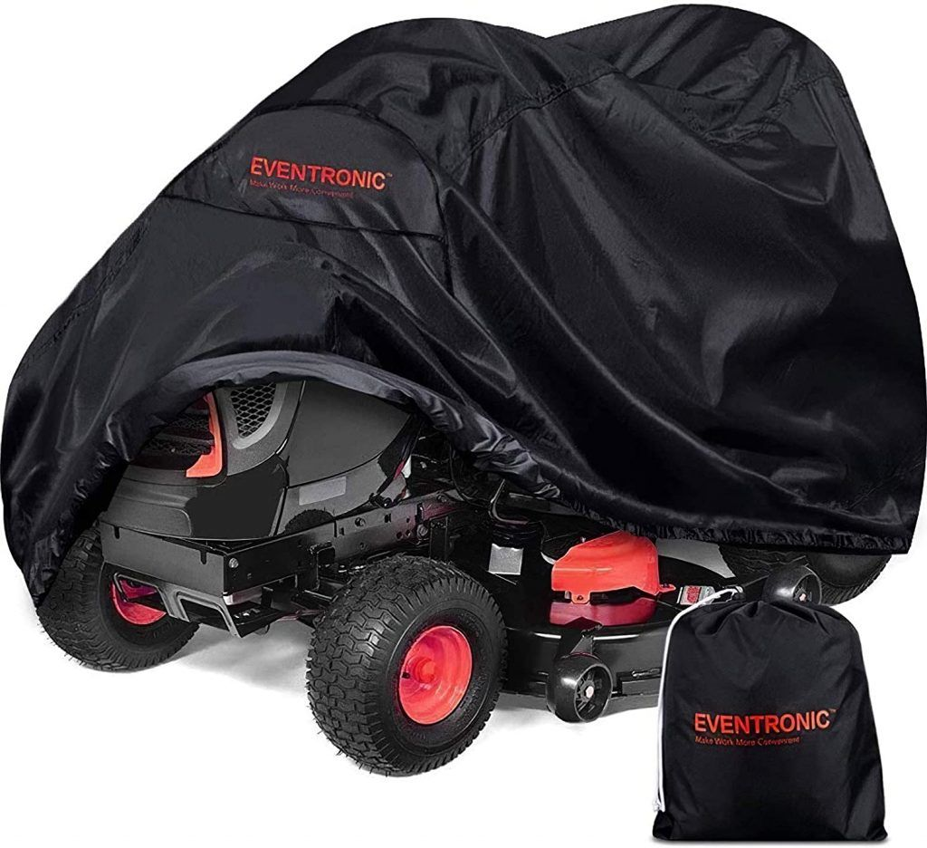 """Eventronic Riding Lawn Mower Cover 54"""""""