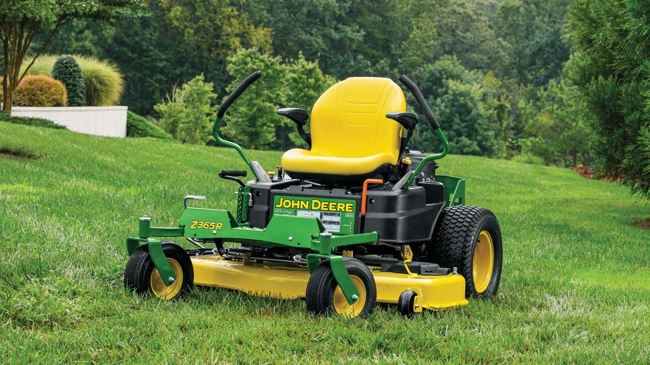 John Deere Z365R Zero-Turn Mower