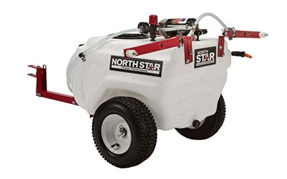 NorthStar Tow Behind Tractor Sprayer